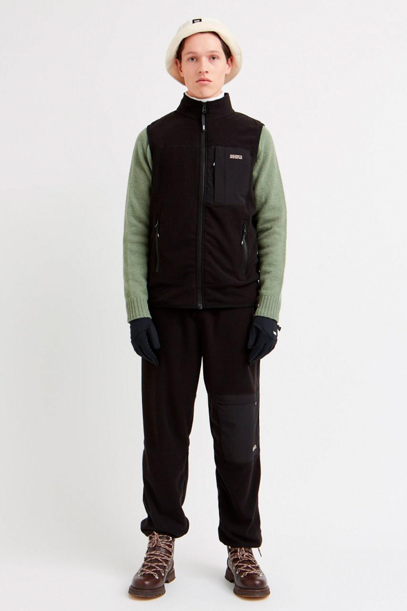 Olaf vest 11935625-2467, BLACK