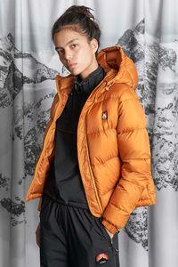 Elsa jacket 11932113-1165, MUSTARD