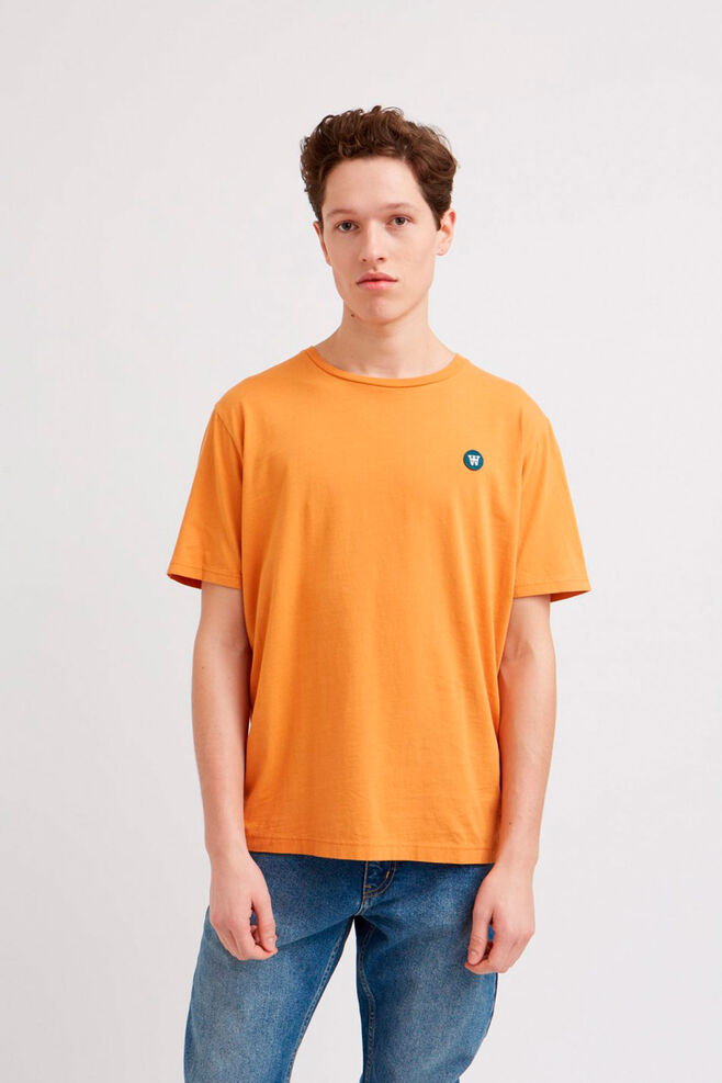 Ace t-shirt 10935700-2222, ORANGE