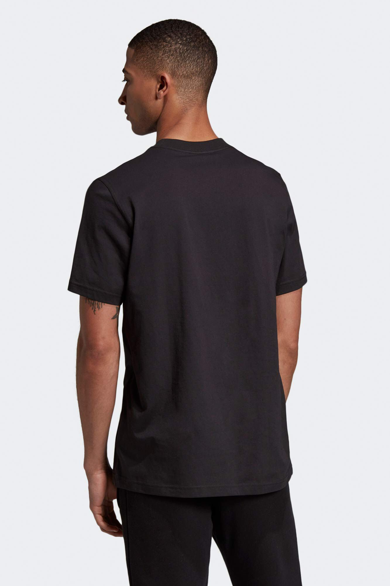 Mini emb tee ED7638, BLACK