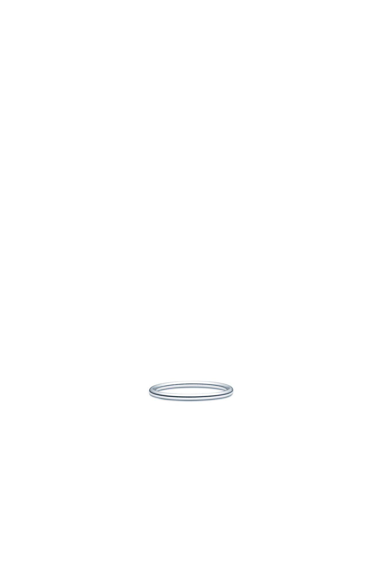 Dash ring IDR002RH, RHODIUM