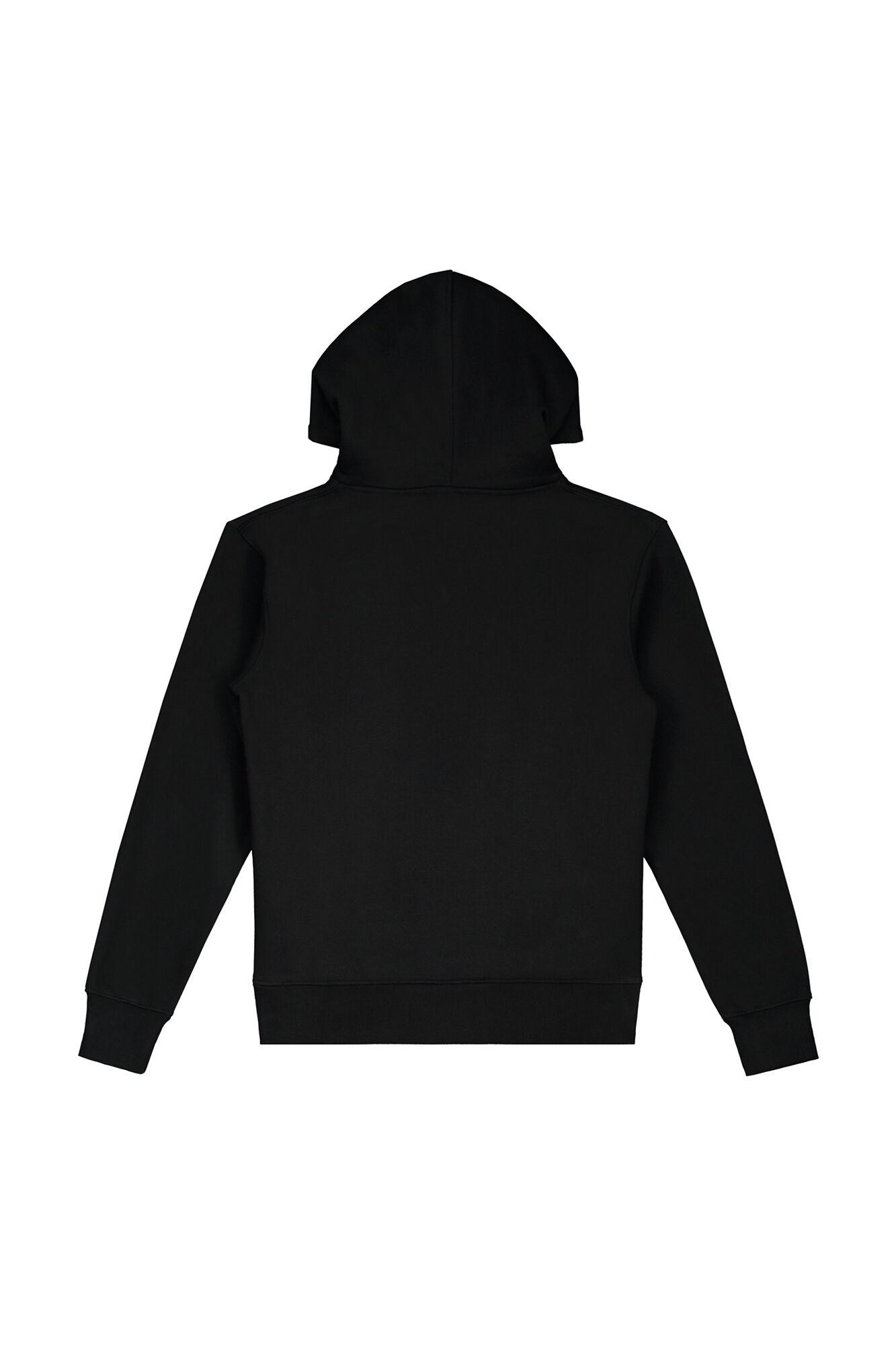 Essential hoodie 19S1HD08-06, BLACK