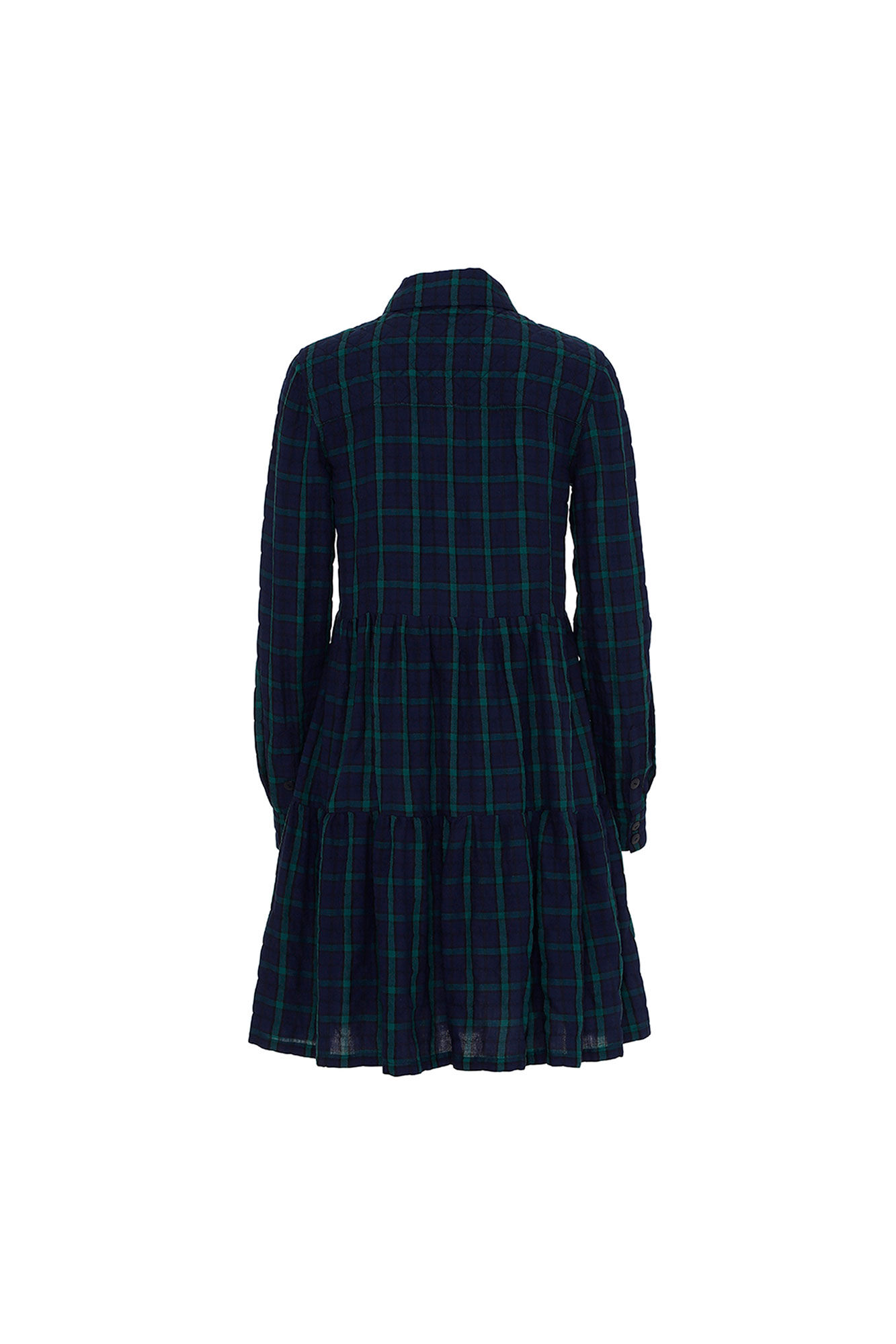 Sabrina dress 3361623, TARTAN