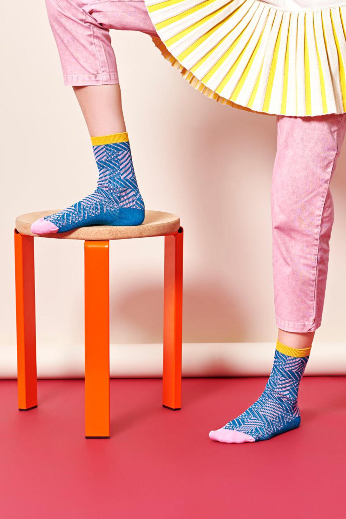 Greta Crew Sock SISGRE14