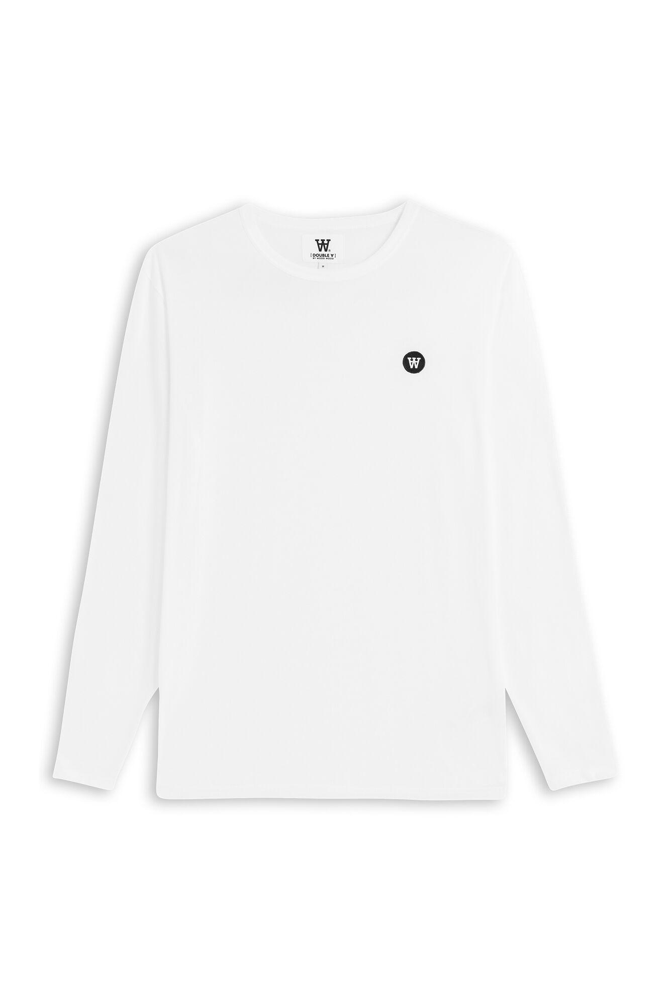 Mel Long Sleeve 10005402-2323, BRIGHT WHITE