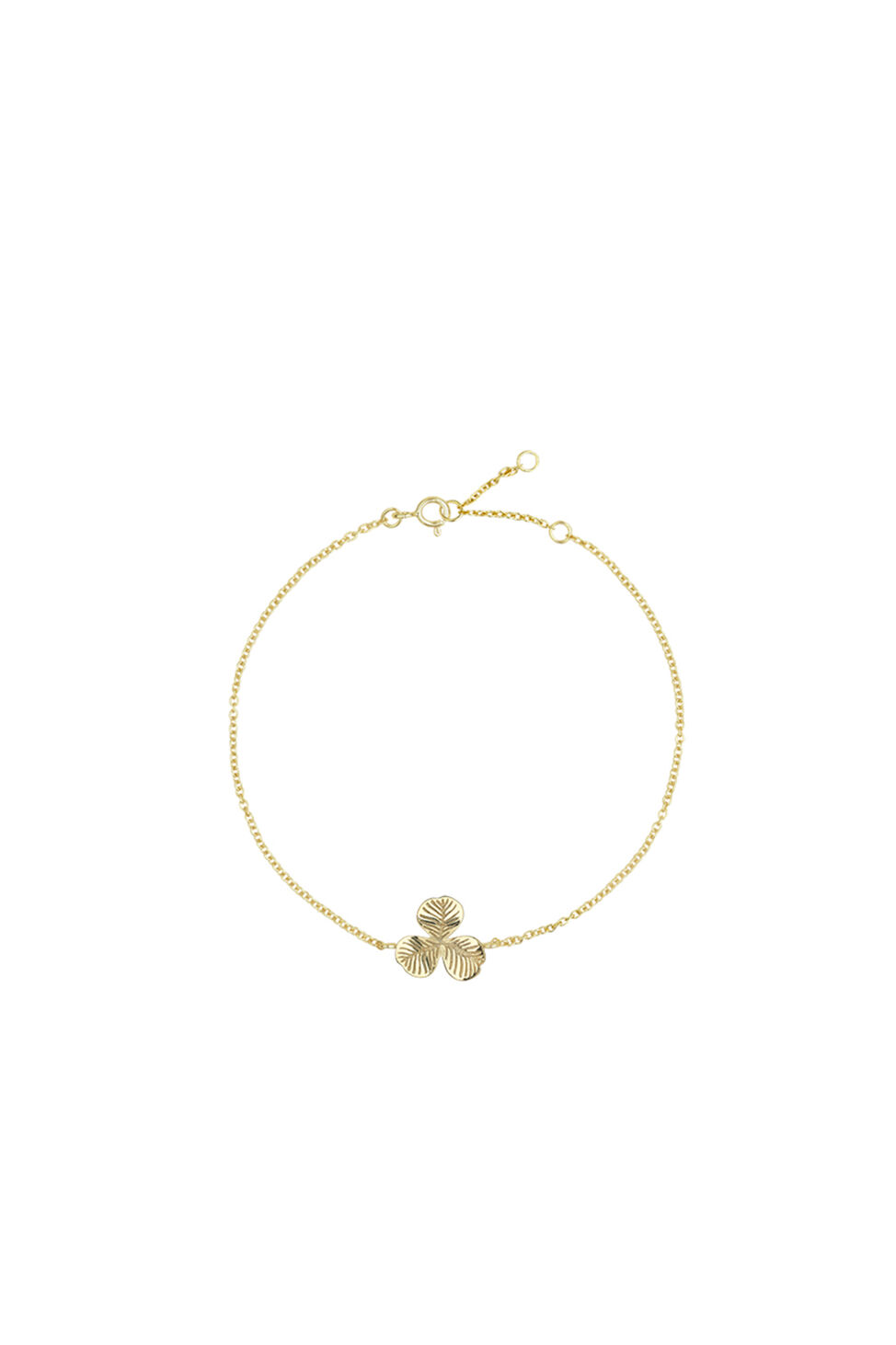 Clover Bracelet, GULD