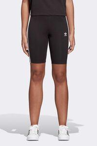 Cycling short DV2605, BLACK