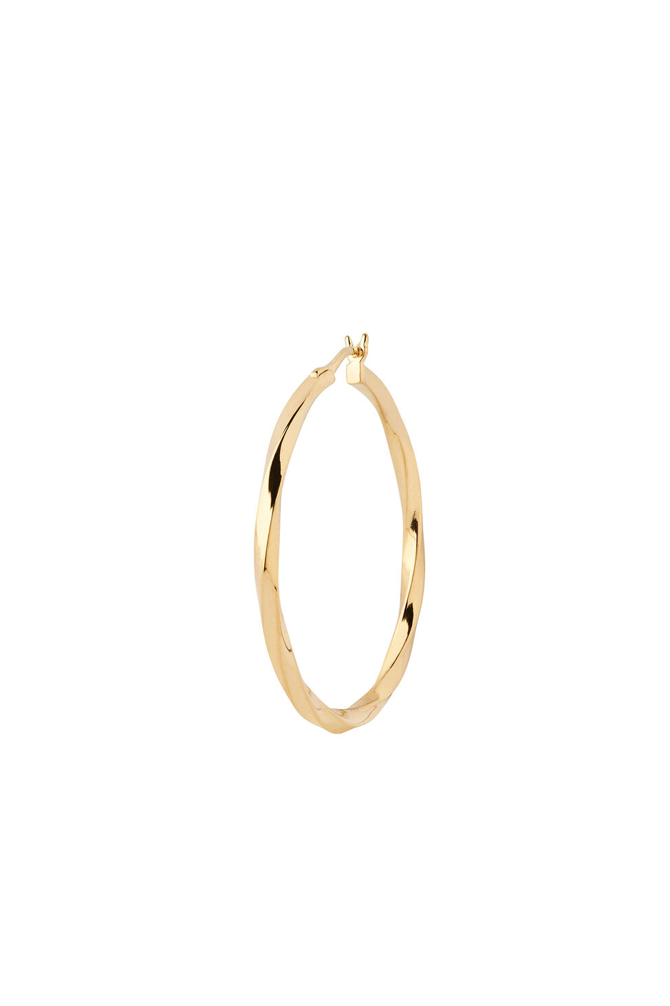 Francisca Hoop Medium 100665, GOLD HP