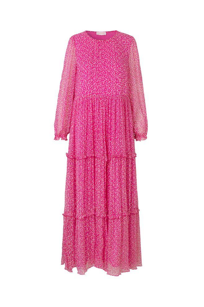 Cecilia maxi dress SM1101, PINK DOT