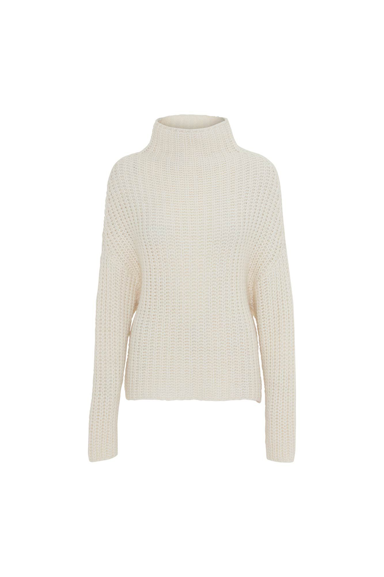 Lina sweater 3300614, OFF WHITE