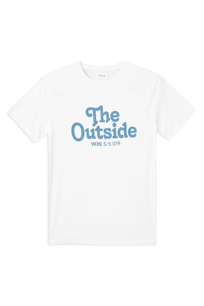 The outside 11915719-2334, BRIGHT WHITE