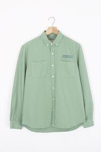 Bear Shirt 445, SAGE GREEN