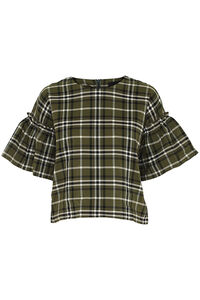 Fuma Top 3184580, GREEN CHECKS