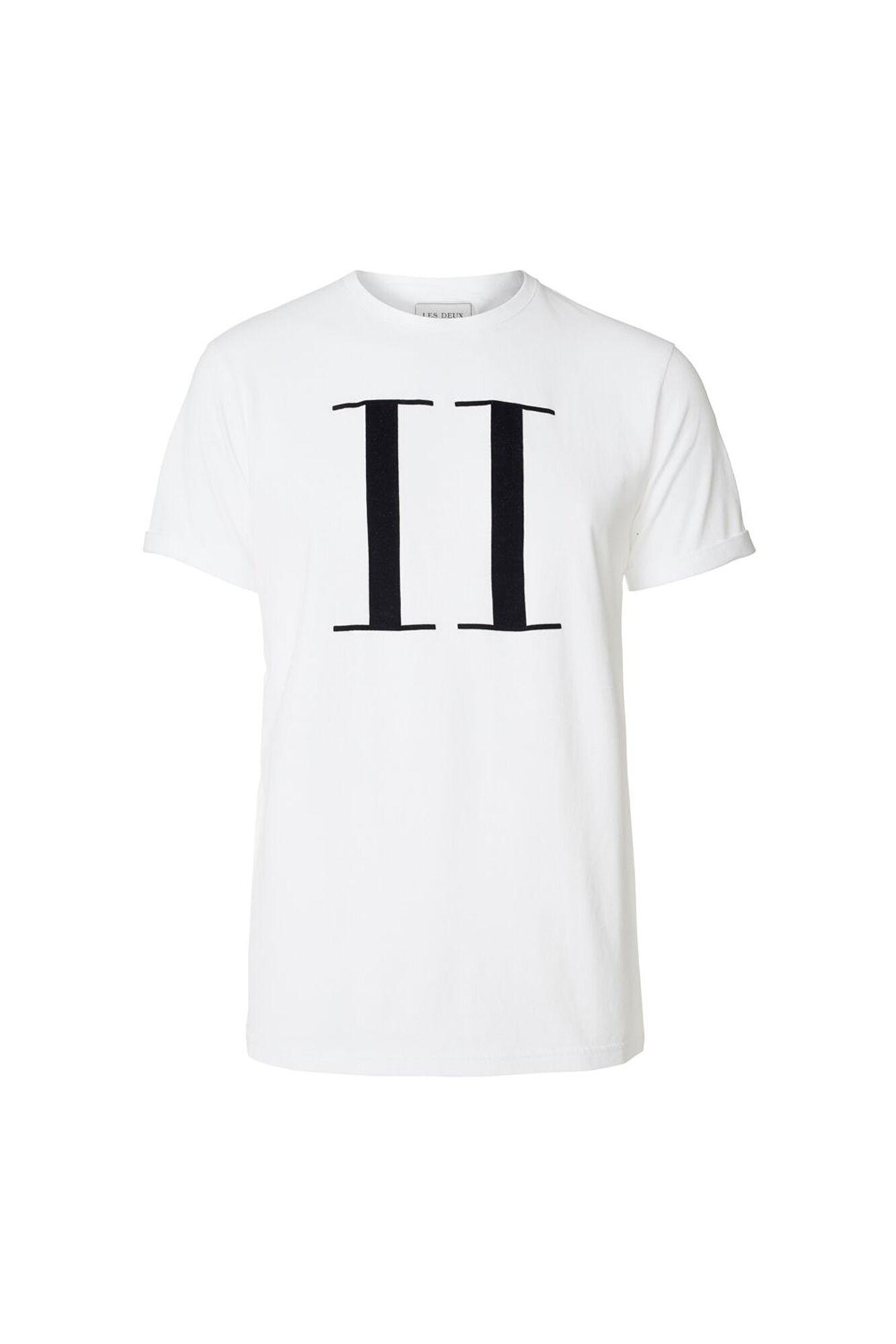 Encore T-shirt LDM101006, WHITE/BLACK