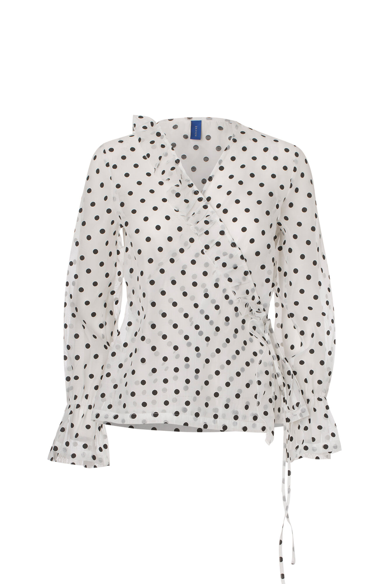 Mindy Blouse 04050225, WHITE