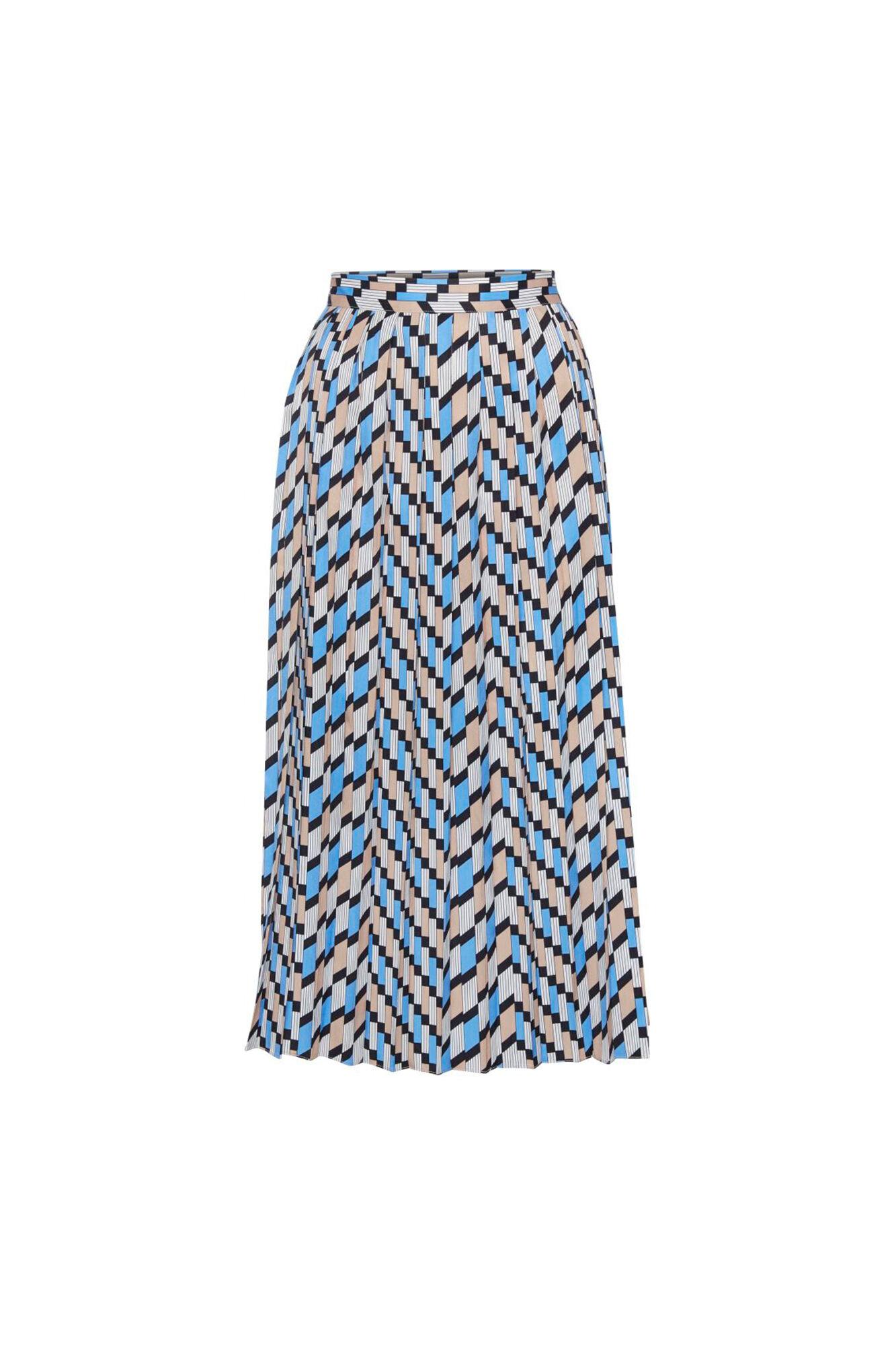 Aubrey Skirt 11861203, BLUE PRINT