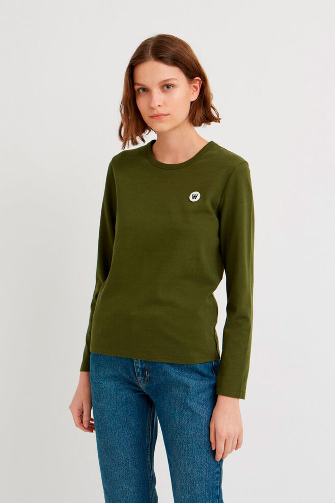 Moa long sleeve 10931500-2323, ARMY GREEN