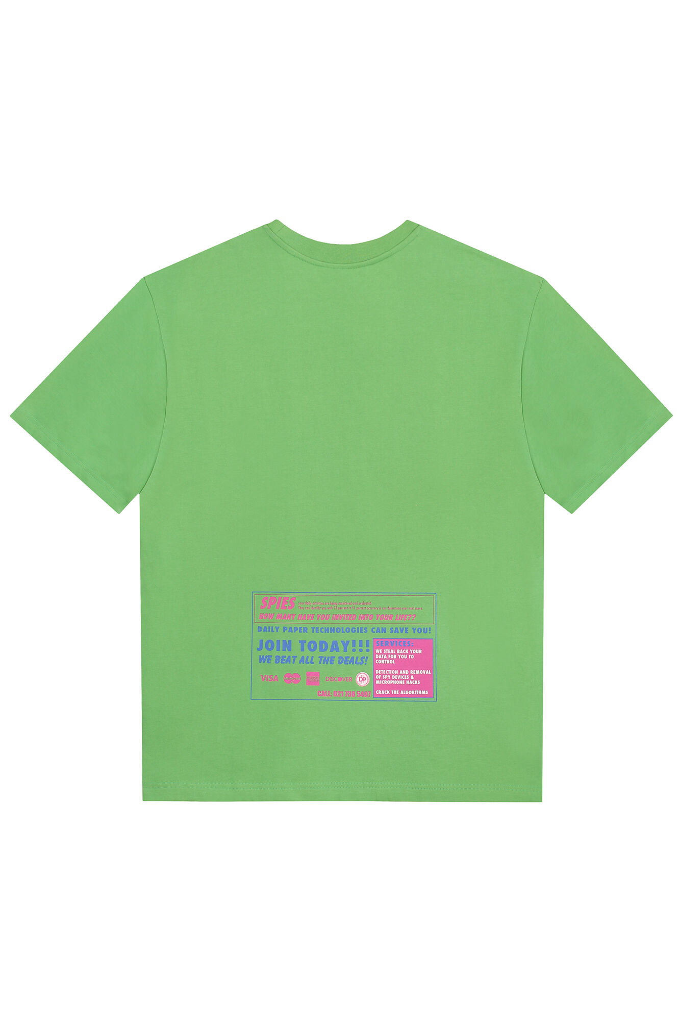 Falala 2 19S1TS09-02, LIGHT GREEN