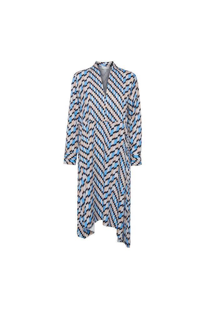Aubrey Dress 11861202, BLUE PRINT