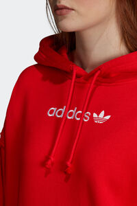 Coeeze Hoodie DU7183, ACTIVE RED S19