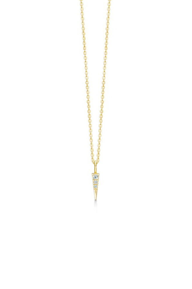 Glace necklace IDN013GD