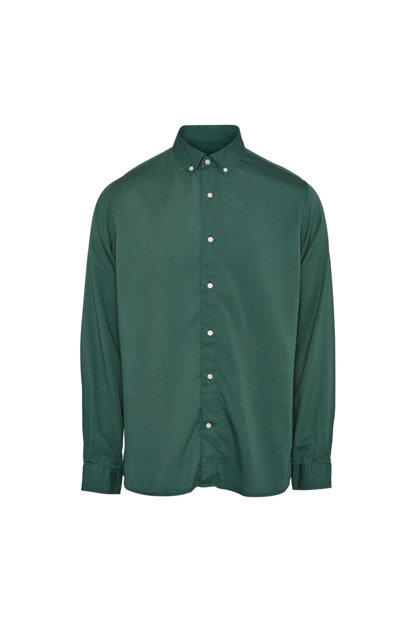 Tencel shirt 90654, BISTRO GREEN