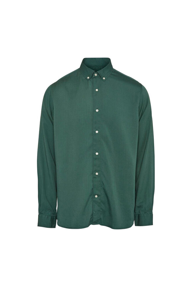 Tencel shirt 90654, BISTRO GREEN