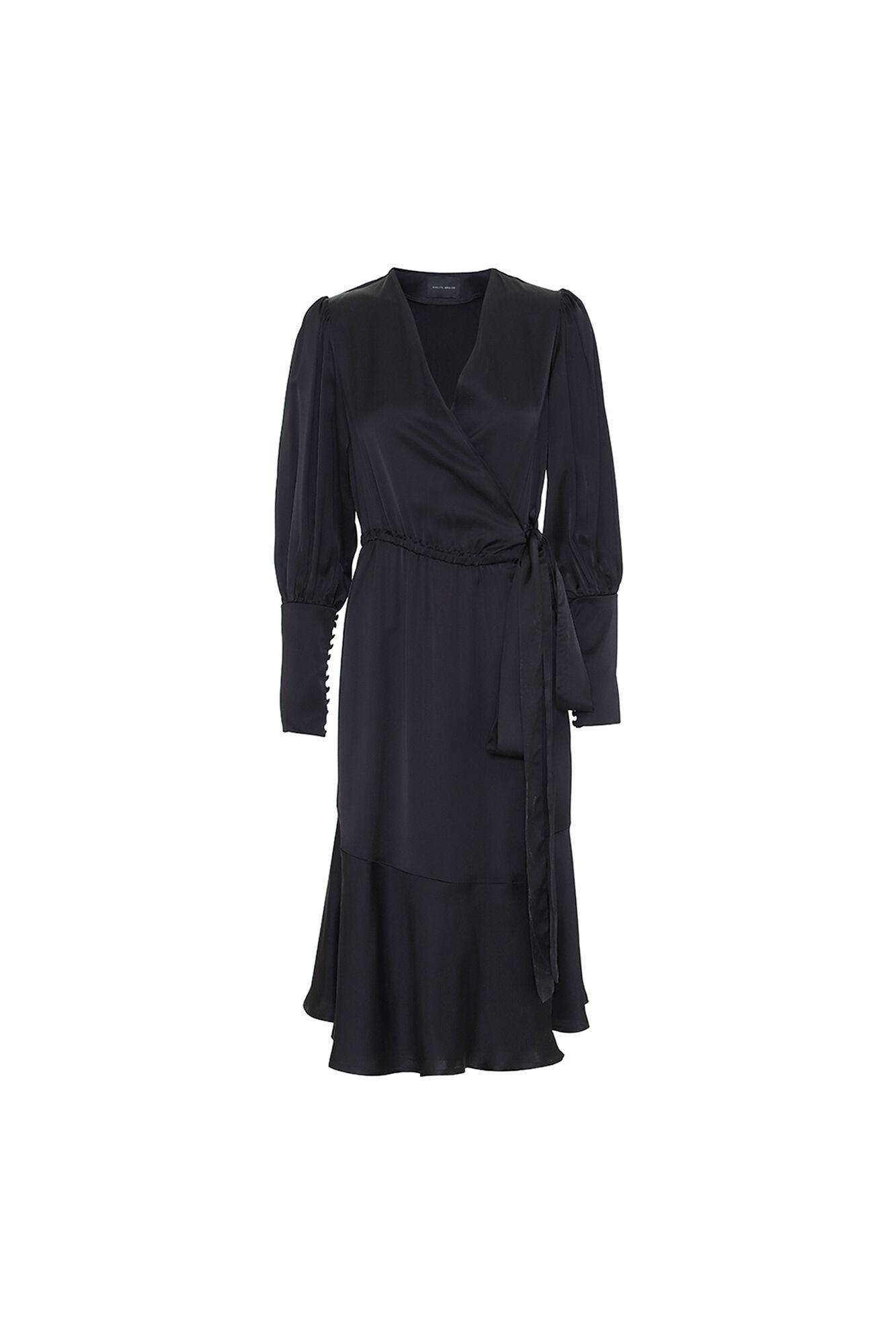 Harper dress 3380370, BLACK