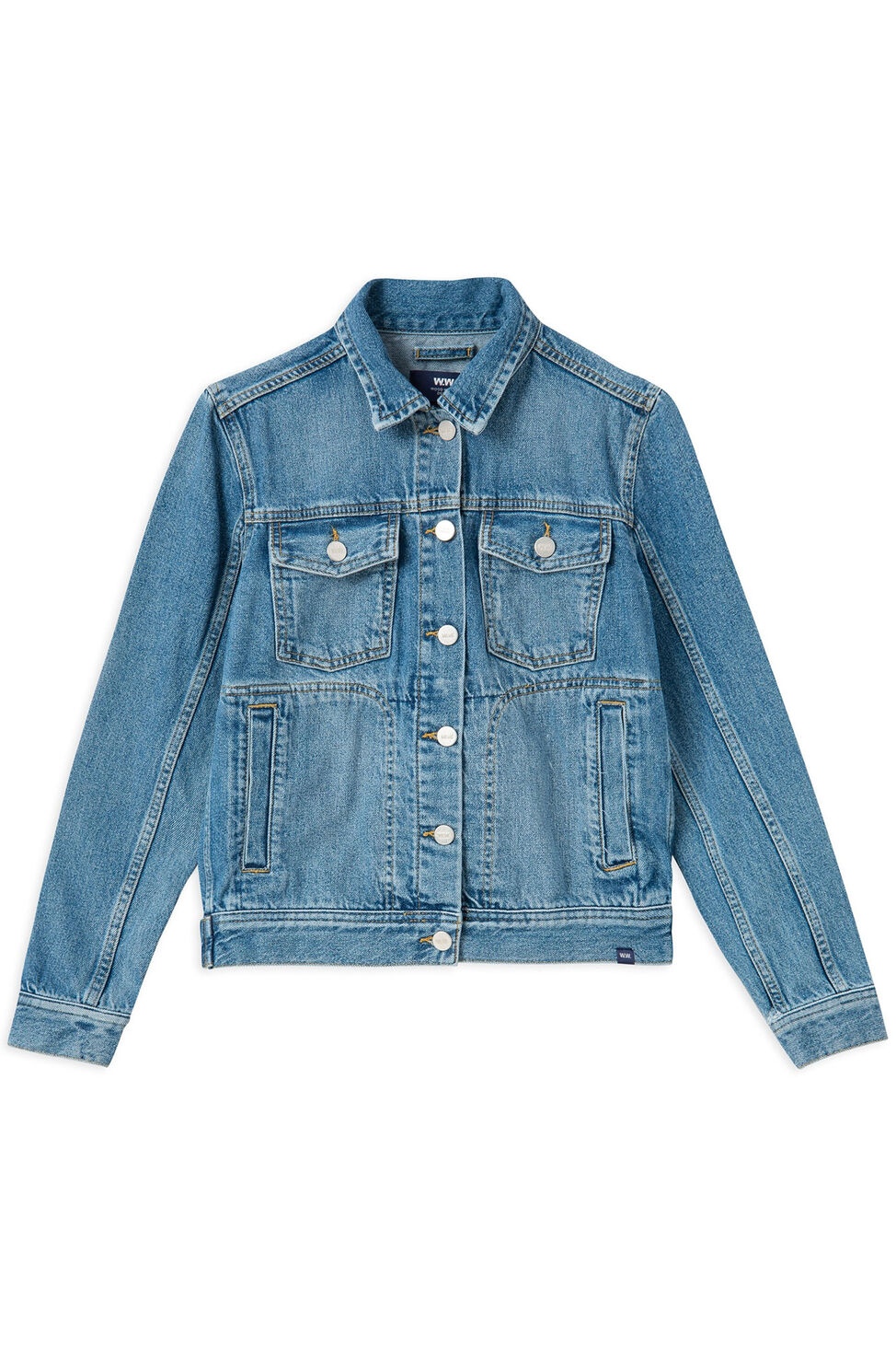 June jacket 11911200-7006, CLASSIC BLUE VINTAGE