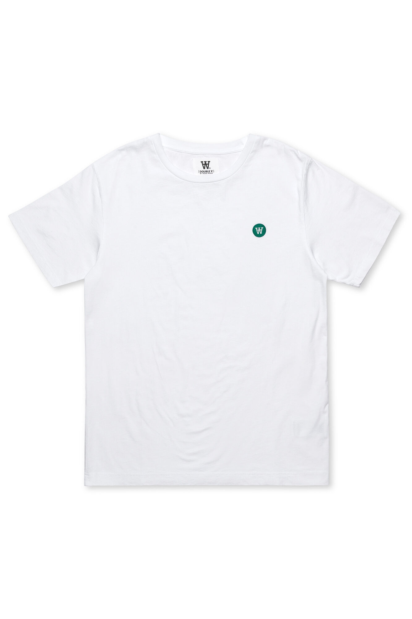 Ace T-shirt, BRIGHT WHITE