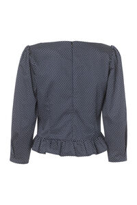 Morise Blouse 04200233, NAVY
