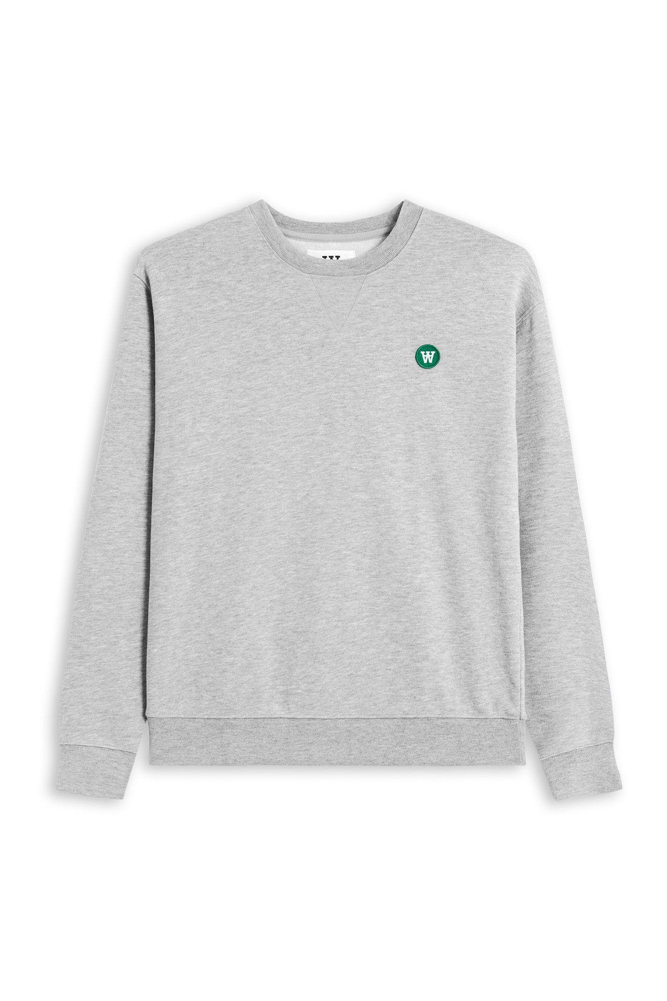 Tye sweatshirt 10005601-2424, GREY MELANGE