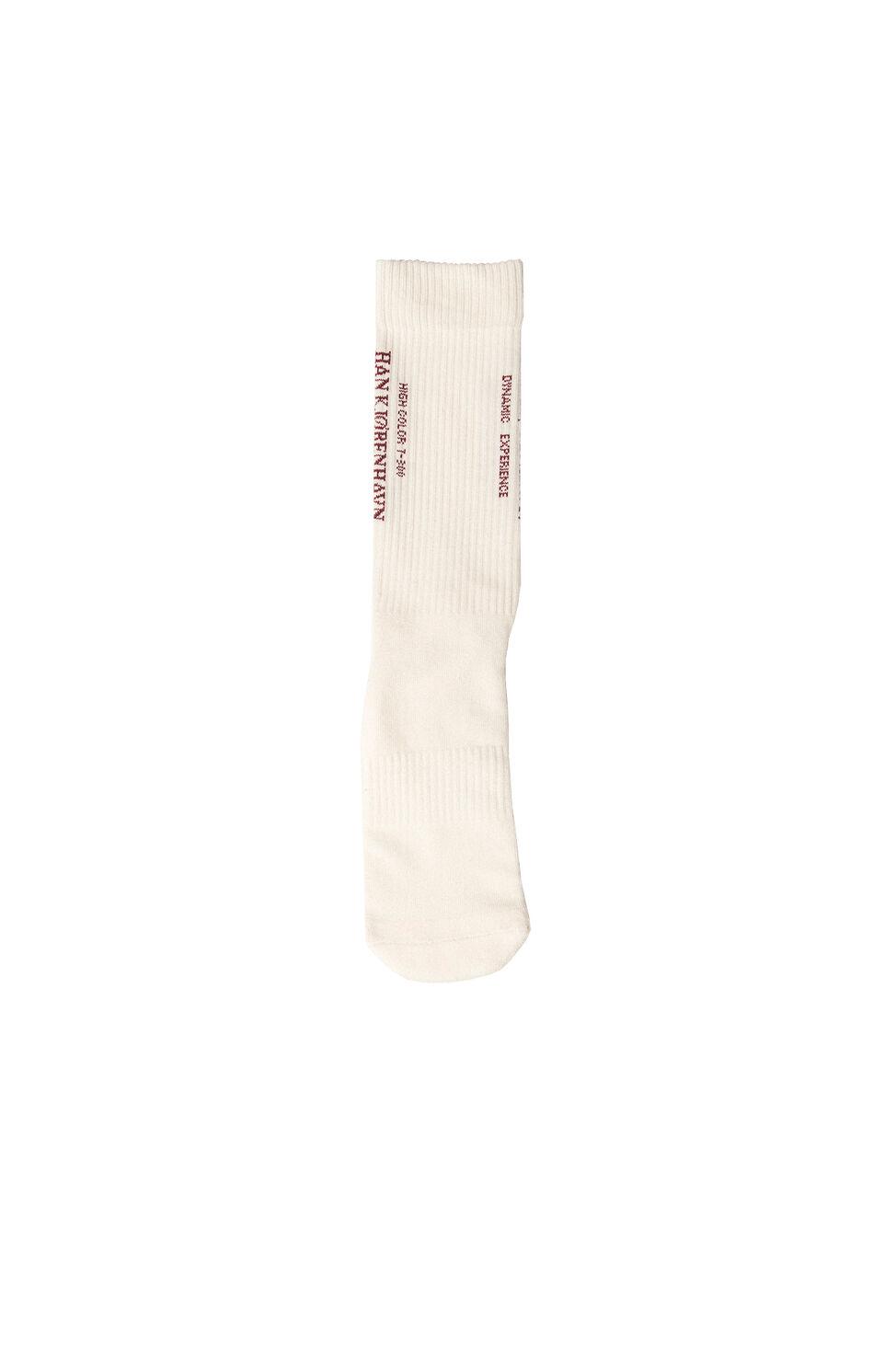 Dynamic Socks A-110004, WHITE