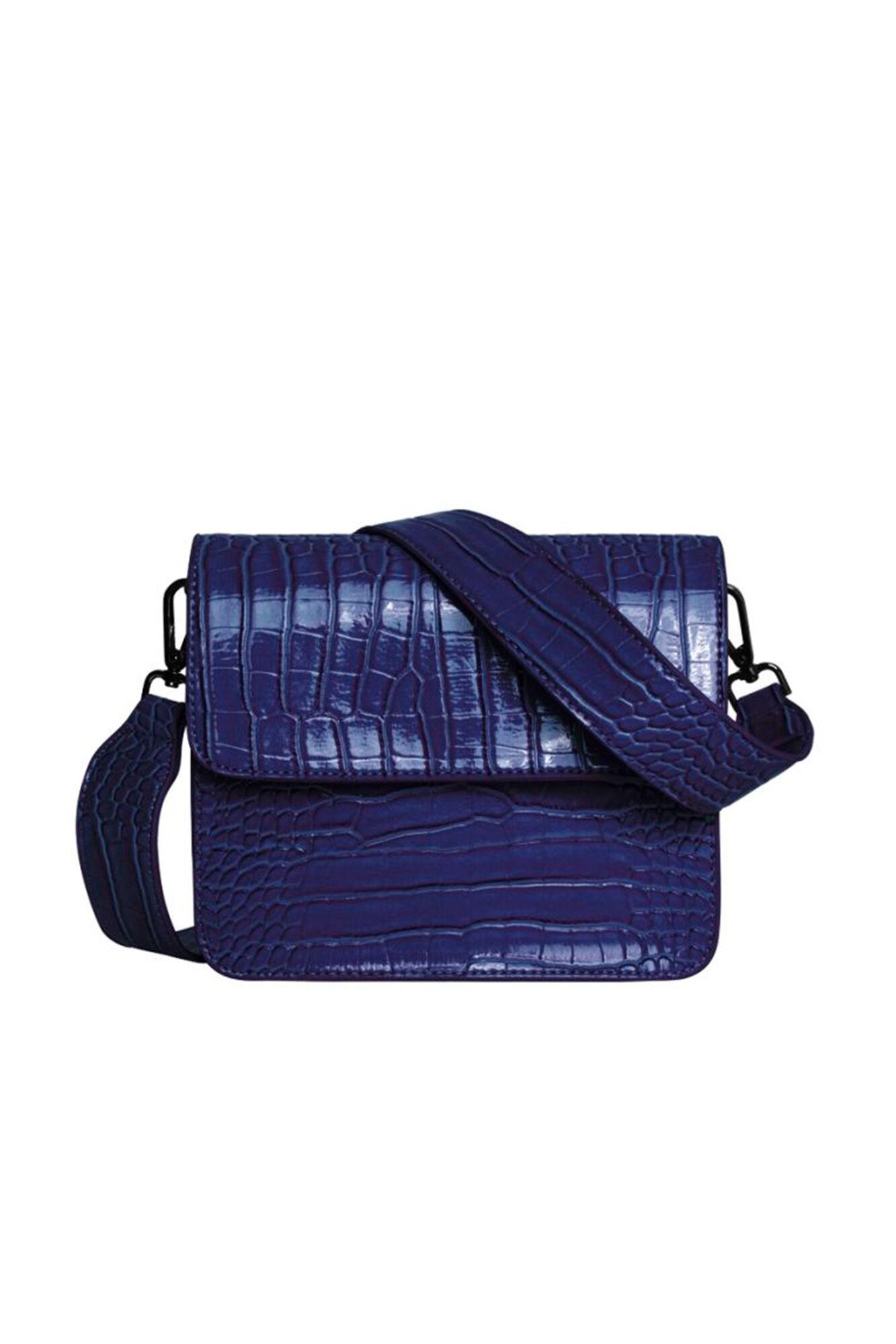 Cayman Shiny Strap H1021, MIDNIGHT BLUE