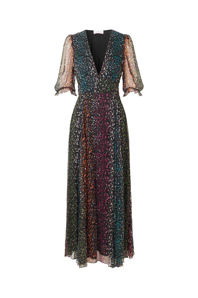 Brave long dress, RAINBOW LEO