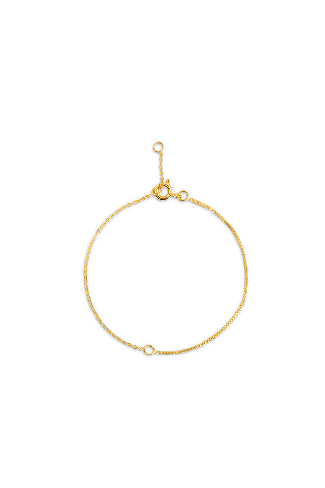 Compromise Bracelet LULUB003, GOLD PLATED