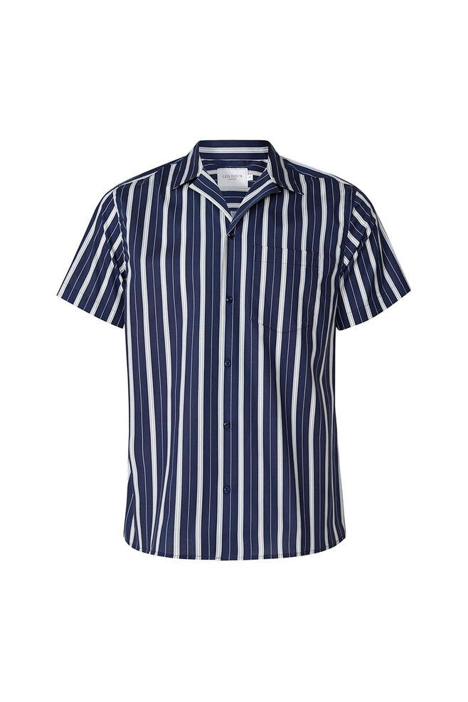Manny shirt LDM410033, DARK NAVY