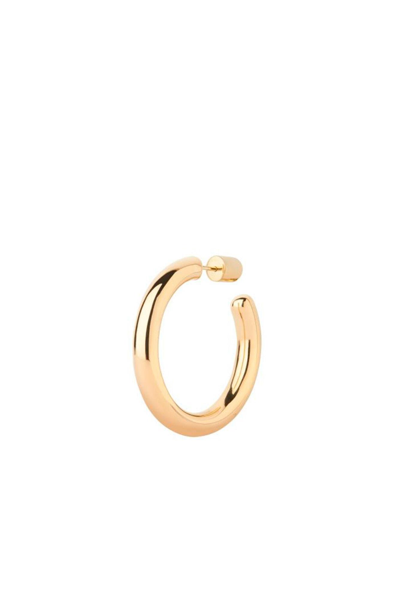 Ruby 35 Hoop Earring 100635