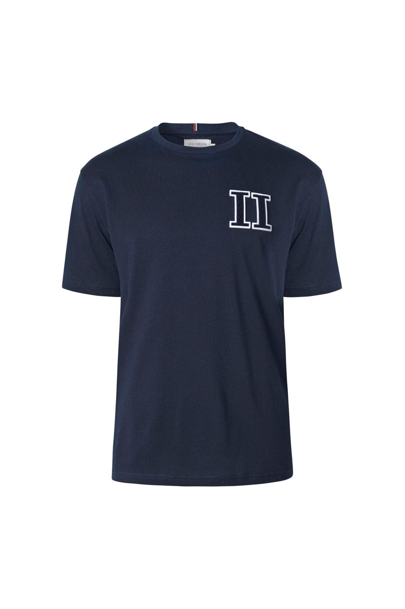 Leperie T-shirt LDM101029, DARK NAVY