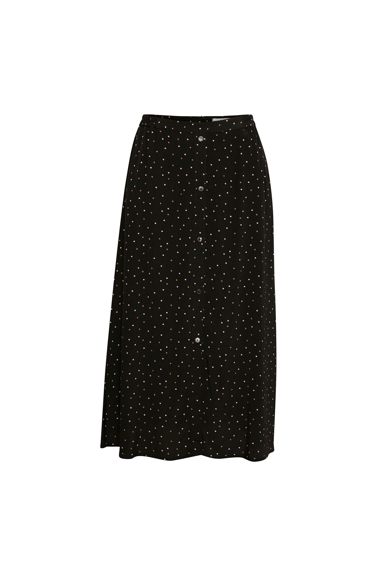 Harper Skirt 10902236, BLACK/PURPLE DOT