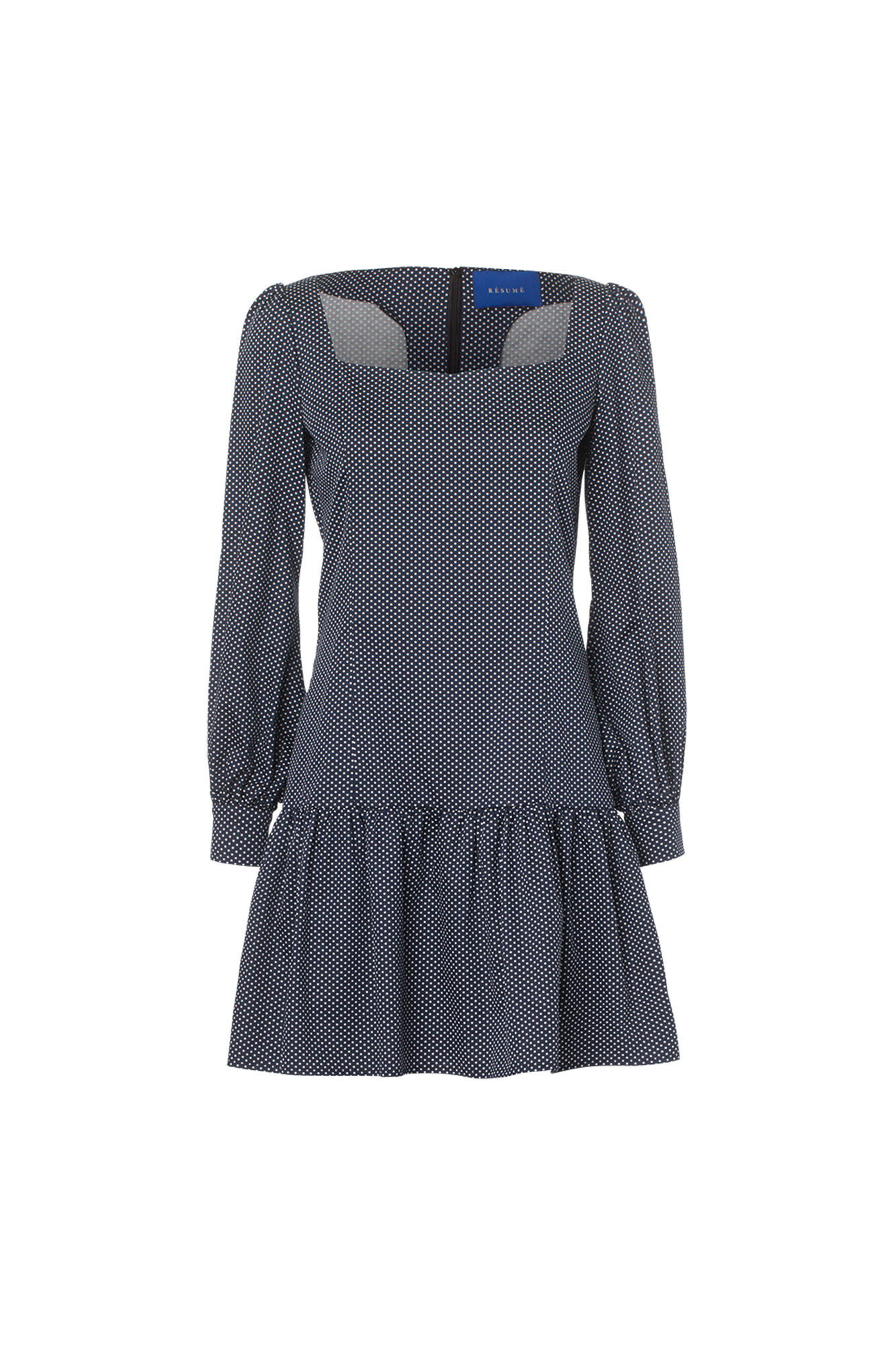 Montana Dress 04190233, NAVY