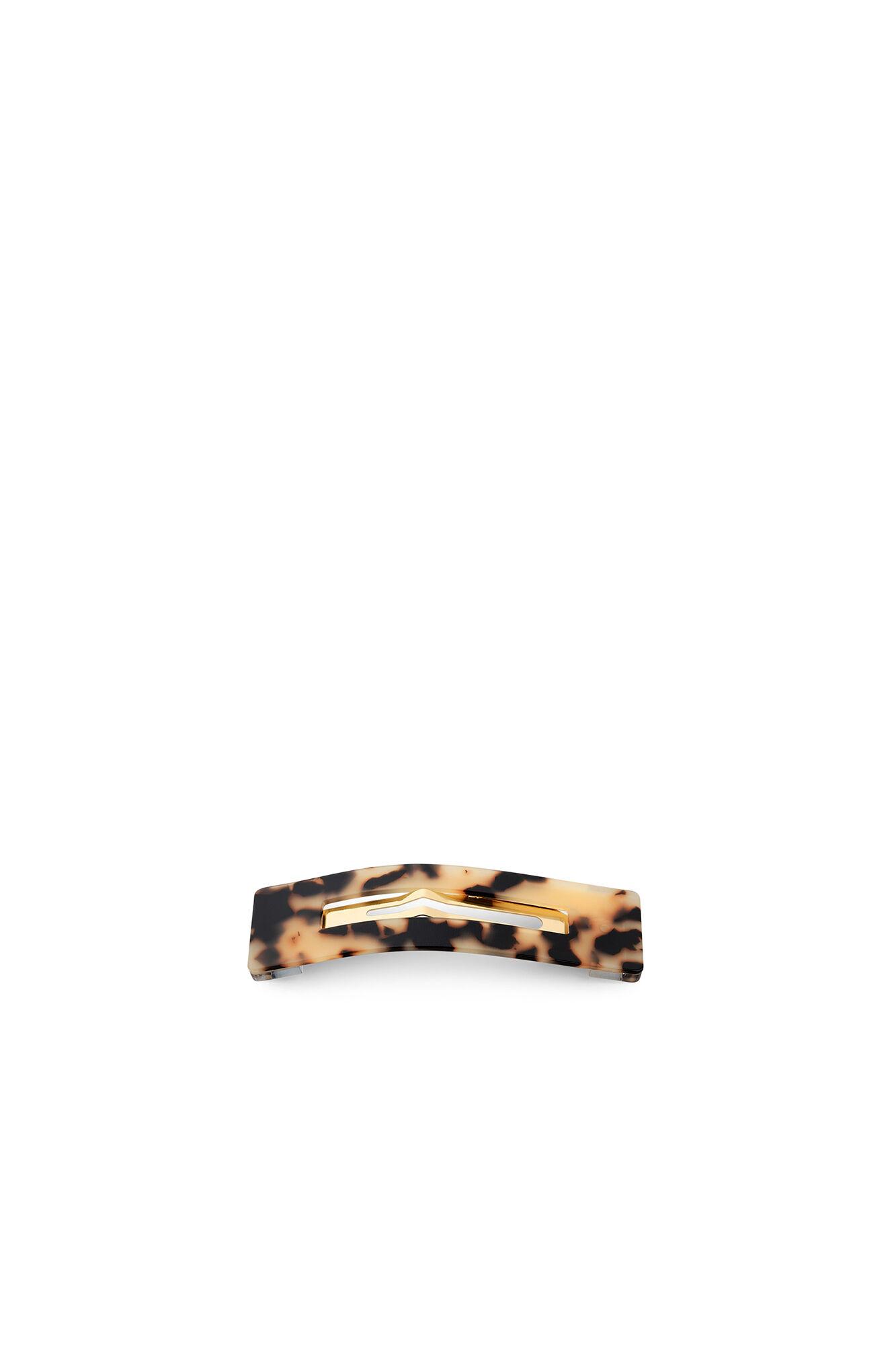 Amalie clip, BEIGE/GOLD