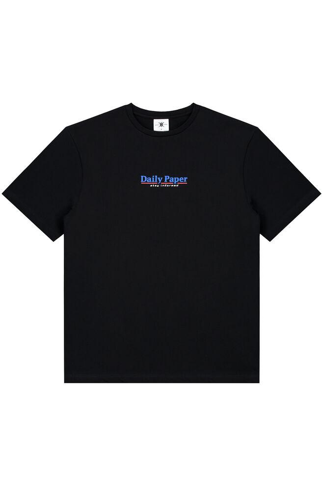 Essential t-shirt 19S1TS18-06, BLACK