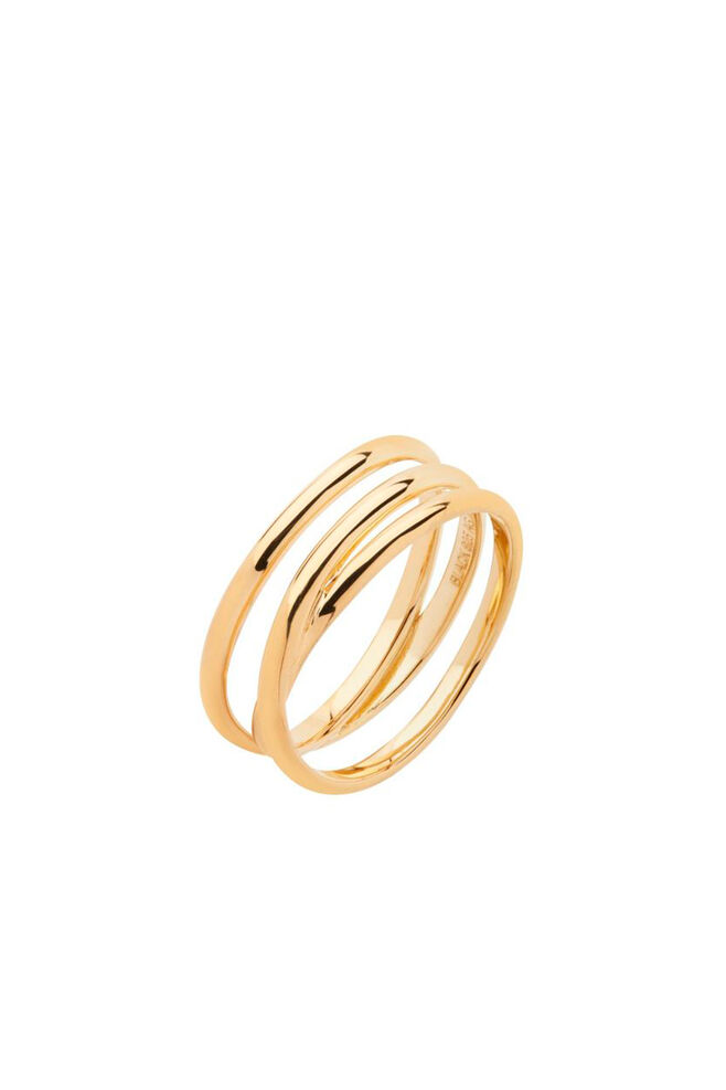 Emilie Wrap Ring 500348, GOLD HP