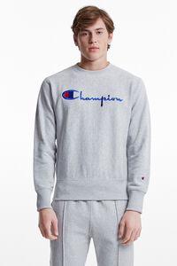 Crewneck sweatshirt 210975, LOXGM GREY
