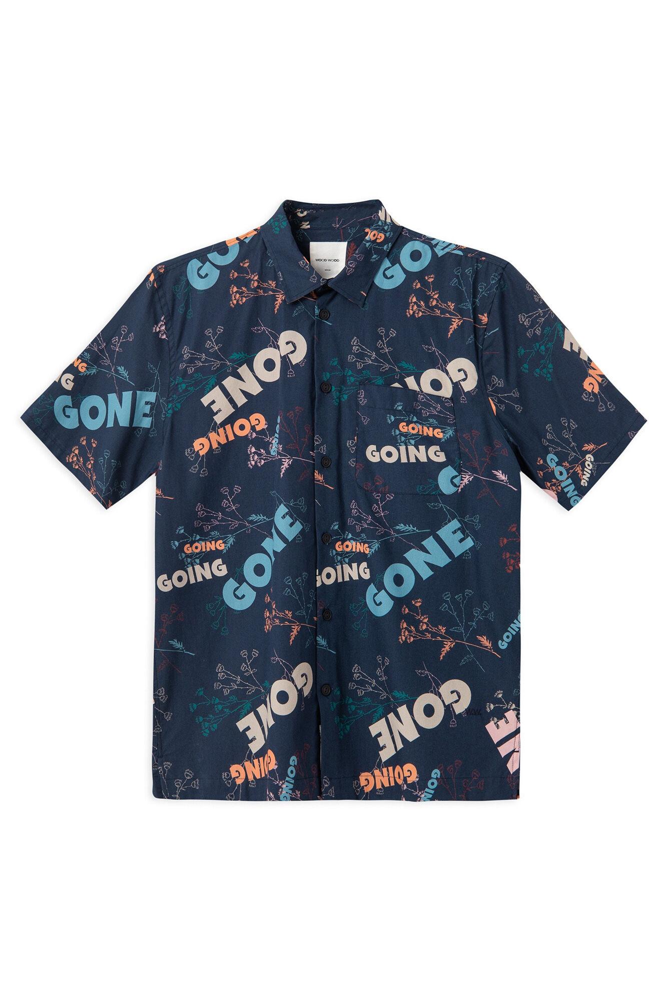Thor shirt 11915315-1134, FLOWERS MULTI