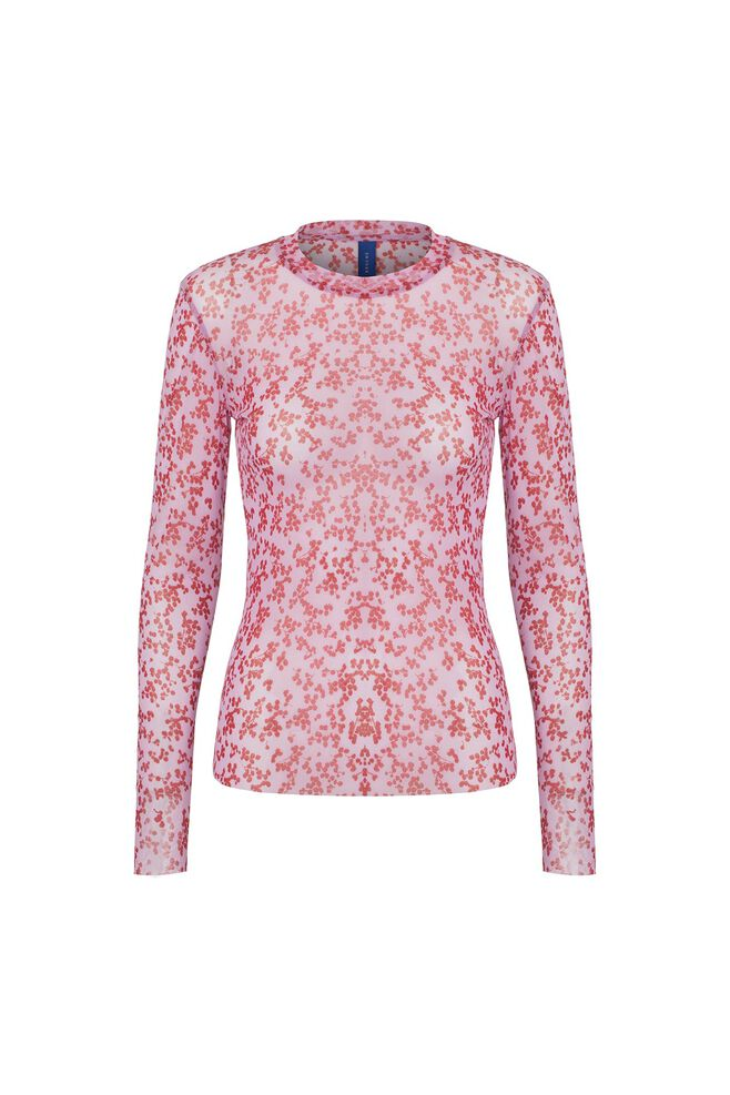 Bella blouse 01530354, LILAC