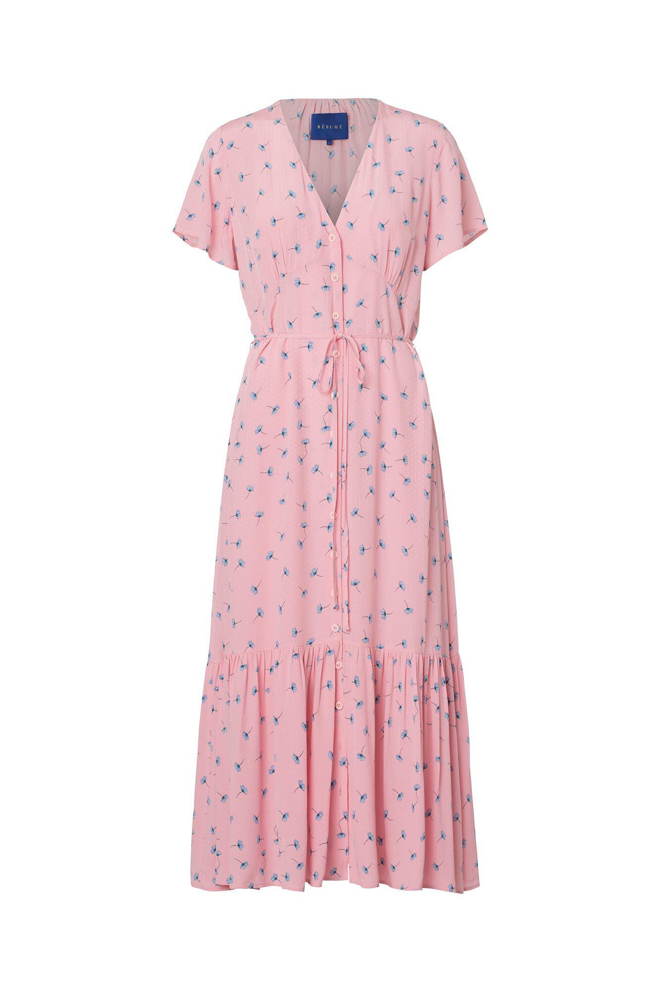 Nancy dress 05810351, ROSE