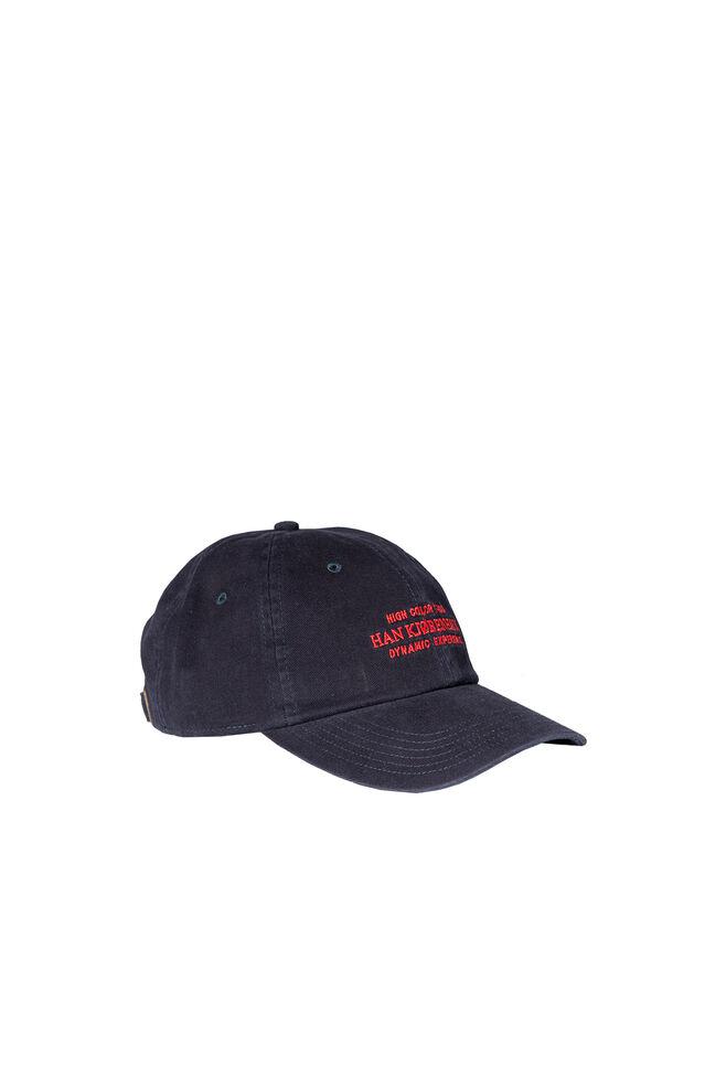 Cotton Cap A-110001, NAVY