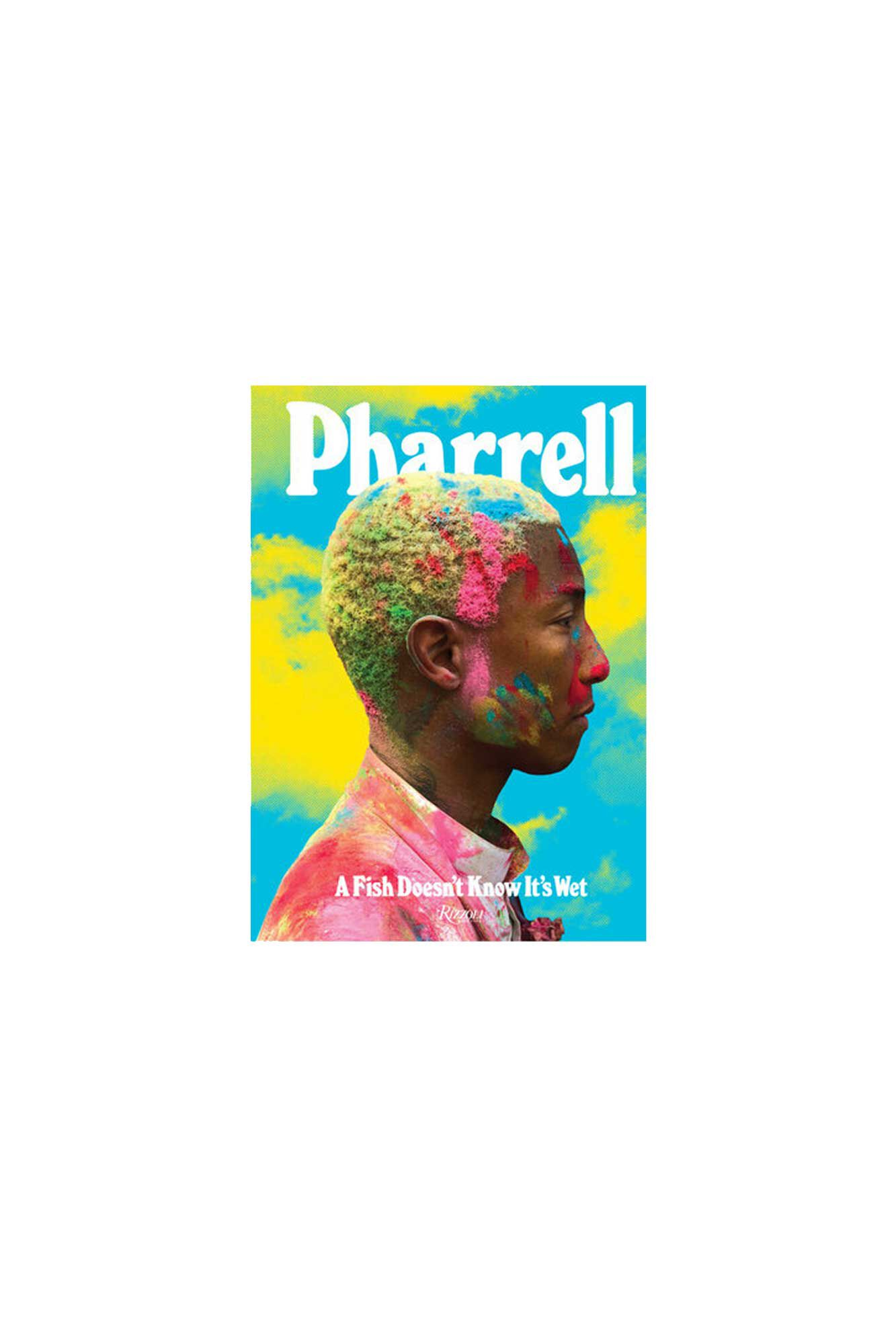 Pharell: a fish doesn't RI1040, MULTIPLE